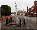 SO9669 : Aston Fields War Memorial, Bromsgrove by Jaggery