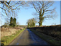 SP6437 : Main Street north of Shalstone by Robin Webster