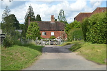 TQ5246 : Moorden Farmhouse by N Chadwick