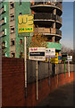 TQ3089 : Estate agents' boards, Hornsey by Julian Osley