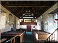 SO5859 : View along the nave of Hatfield church by Philip Halling