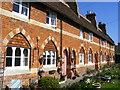 SU3987 : Eagles' Close Almshouses, Wantage by Alex Passmore