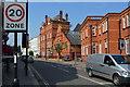 TQ2884 : St Pancras Public Baths by N Chadwick
