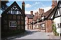 SJ6677 : Church Street, Great Budworth by Jeff Buck