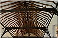 TQ9529 : Appledore, St. Peter and St. Paul Church: The nave roof : Week 49