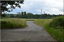 TQ5247 : Unnamed road, Charcott by N Chadwick