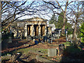 TQ3272 : Various monuments, West Norwood Cemetery (45) : Week 50