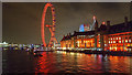 TQ3079 : London Eye from Westminster Bridge : Week 51