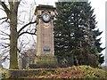 SJ8800 : Clock Tower on Upper Green by John M