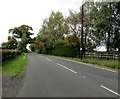 SJ6649 : Broad Lane towards Stapeley and Nantwich by Jaggery