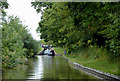 SJ5344 : Llangollen Canal at Povey's Lock near Grindley Brook, Cheshire by Roger  Kidd