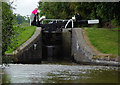 SJ5344 : Povey's Lock north-east of Grindley Brook in Cheshire by Roger  Kidd