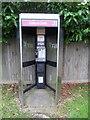 SP8310 : KX300 Telephone Kiosk, Stoke Mandeville by David Hillas