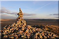 SX1579 : Cairn on summit of Brown Willy : Week 1