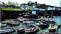 SW7818 : Coverack harbour by Brian Ashworth32090
