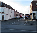SJ7054 : West along St Clair Street, Crewe by Jaggery