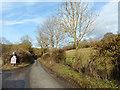 SU8689 : Winchbottom Lane by Des Blenkinsopp
