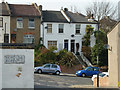 TQ4578 : Houses on Parkdale Road, Plumstead by Robin Webster