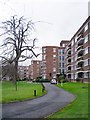 TQ3275 : Ruskin Park House, Champion Hill, Camberwell by Julian Osley