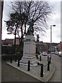 SS8591 : Maesteg War Memorial by Jaggery