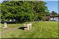 TQ3755 : Woldingham Village Green by Ian Capper
