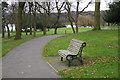 SP0191 : Dartmouth Park by Stephen McKay
