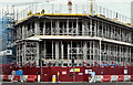 J3374 : The University of Ulster site, Belfast - March 2017(1) by Albert Bridge