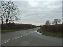 SP9946 : Bourne End Road at the junction of Keeley Lane by David Howard