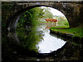 SK3409 : The Ashby Canal north of Snarestone in Leicestershire by Roger  Kidd