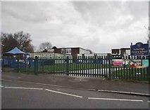 TL1124 : Putteridge Primary School, Stopsley by David Howard