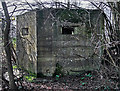 SU4517 : WWII Hampshire - Southampton Airport pillbox no. 2 (8) by Mike Searle