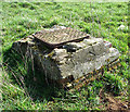 TM0188 : Sewage manhole on Site 3 by Evelyn Simak