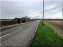 NO2607 : B936 road, Falkland by Bill Kasman
