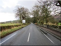 NO2507 : Junction of B936 and A912 roads, Falkland by Bill Kasman