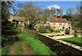 SY5195 : Mappercombe Manor by Derek Harper