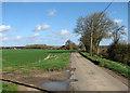 TL2643 : On Northfield Road near Mobb's Hole Farm by John Sutton