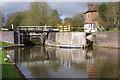 SP2366 : Hatton Top Lock by Stephen McKay