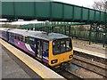 SK8975 : Saxilby railway station by Graham Hogg