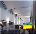 NS4766 : Glasgow Airport by Thomas Nugent