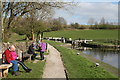 SD8848 : Barnoldswick: Greenberfield Top Lock : Week 14