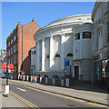 SK5804 : Leicester: Belvoir Street Chapel by John Sutton