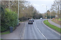 TL4359 : Madingley Rd, A1303 by N Chadwick