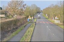 TL3859 : Entering Hardwick. St Neots Road by N Chadwick