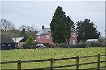 TL3758 : Redbrick Farm by N Chadwick