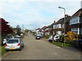 TQ2396 : Old Fold View, Barnet by Des Blenkinsopp