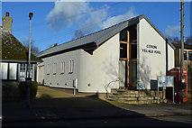 TL4058 : Coton Village Hall by N Chadwick