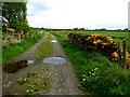 H3181 : A rough road at Ratyn by Kenneth  Allen