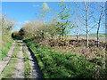 SX0660 : The Saints' Way near Bodwen Farm by Dave Kelly