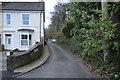 SX5455 : Back Lane by N Chadwick