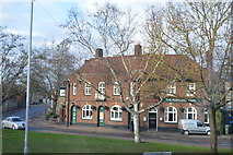 TL4559 : The Portland Arms by N Chadwick